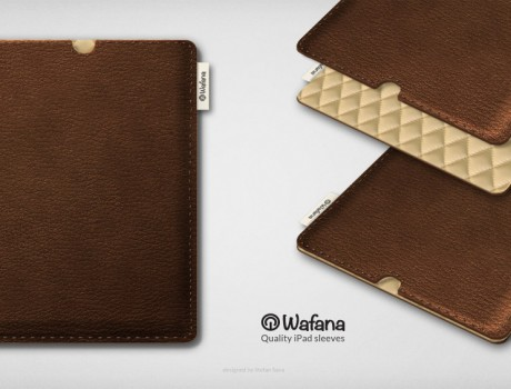 Wafana – iPad and iPhone cases