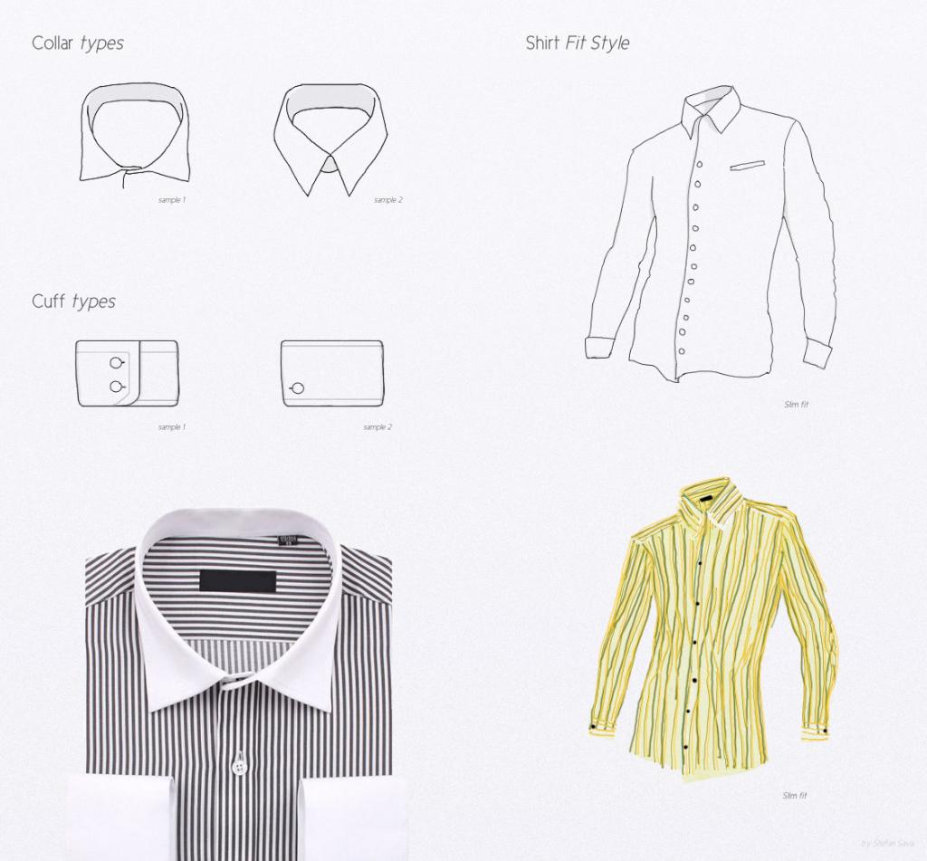 Shirts and infographics